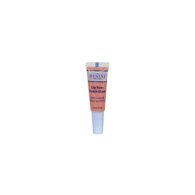 Dr. Denese Lip Firm Peach Gloss with SPF 15