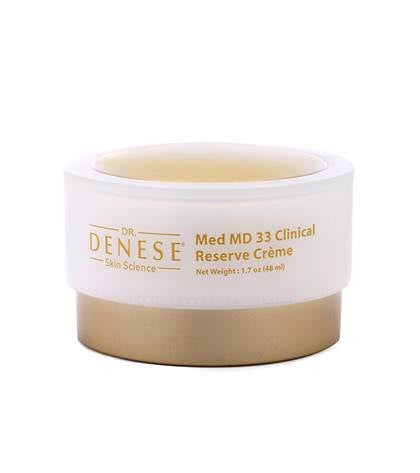 Dr. Denese Med MD 33 Clinical Reserve Crème 1.7oz