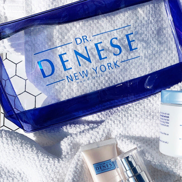 Dr. Denese Clear Travel Bag