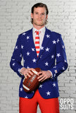 Suit Stars & Stripes - OppoSuits - 4