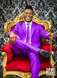 Suit Purple Prince - OppoSuits - 5