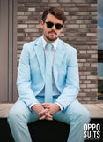 Suit Cool Blue - OppoSuits - 5