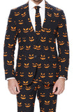 Suit Black-O Jack-O - OppoSuits - 1