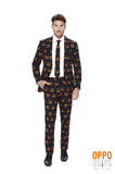 Suit Black-O Jack-O - OppoSuits - 2