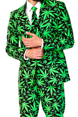 Suit Cannaboss - OppoSuits - 1