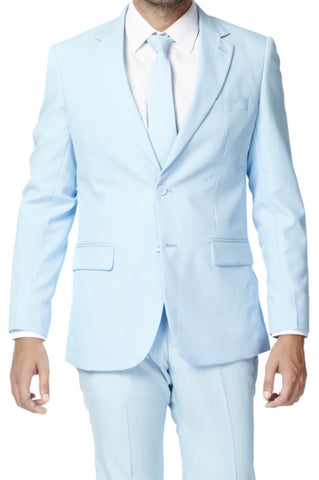 Suit Cool Blue - OppoSuits - 1