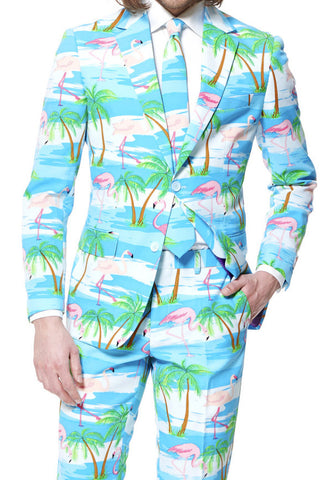 Suit Flaminguy - OppoSuits - 1