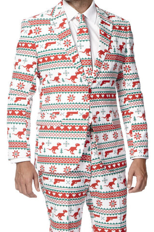 Suit Gangstaclaus - OppoSuits - 1