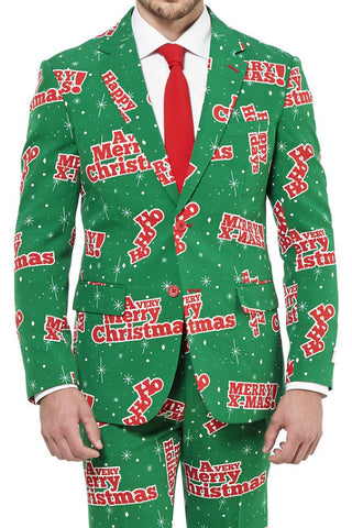 Suit Happy Holidude - OppoSuits - 1