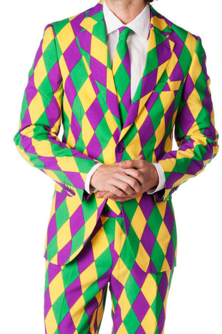 Suit Harleking - OppoSuits - 1