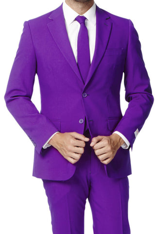 Suit Purple Prince - OppoSuits - 1
