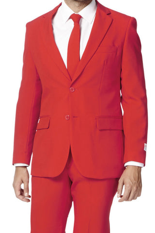 Suit Red Devil - OppoSuits - 1