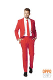 Suit Red Devil - OppoSuits - 2
