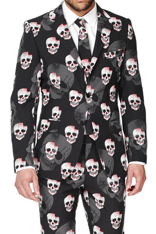 Suit Skulleton - OppoSuits - 1