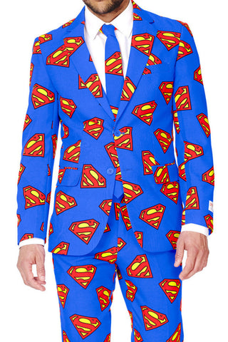 Suit Superman - OppoSuits - 1
