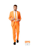 Suit The Orange - OppoSuits - 2