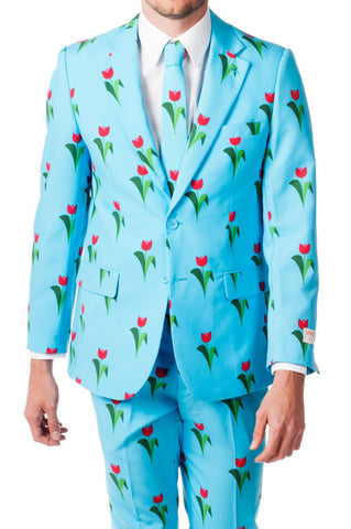 Suit Tulips from Amsterdam - OppoSuits - 1
