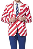 Suit United Stripes - OppoSuits - 2