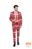Suit Winter Wonderland - OppoSuits - 2