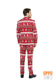 Suit Winter Wonderland - OppoSuits - 4