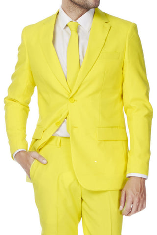 Suit Yellow Fellow - OppoSuits - 1