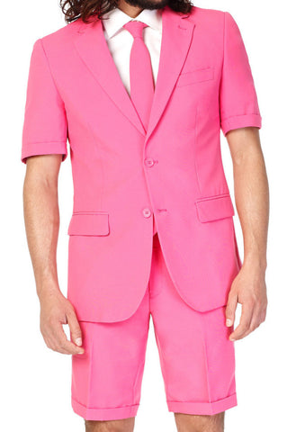 Summer Suit Mr. Pink | Summer - OppoSuits - 1