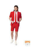 Summer Suit Red Devil | Summer - OppoSuits - 3