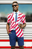 Summer Suit United Stripes | Summer - OppoSuits - 3