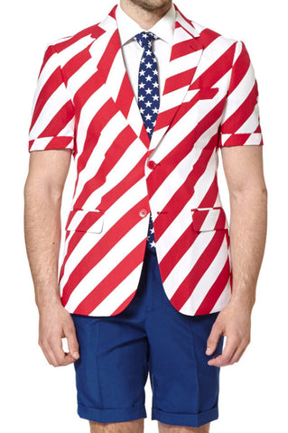 Summer Suit United Stripes | Summer - OppoSuits - 1