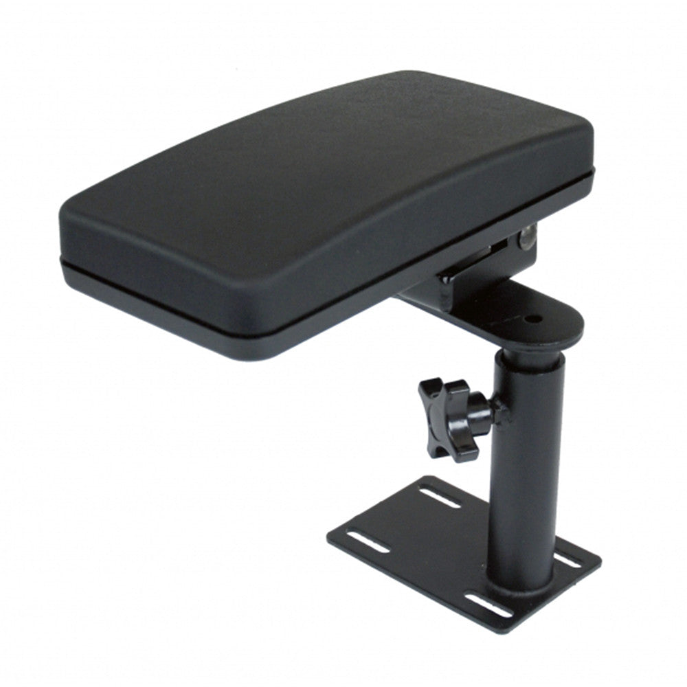 Havis-Molded Armrest to Mount to Trak-Mount Base