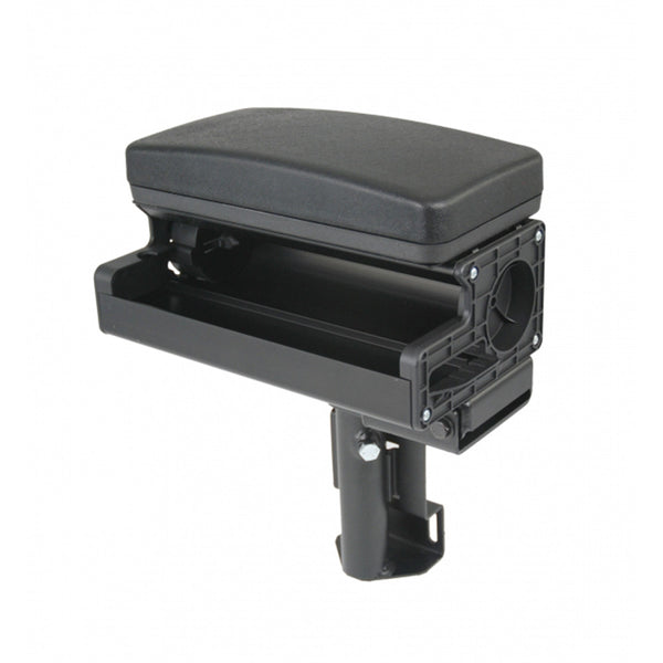 Havis-Brother Arm Rest Printer Bracket: Side Mounted Pedestal - 1