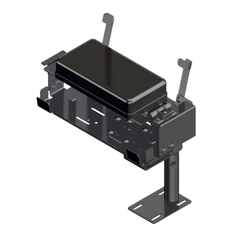 Havis-Hewlett Packard Arm Rest Printer Bracket: Pedestal