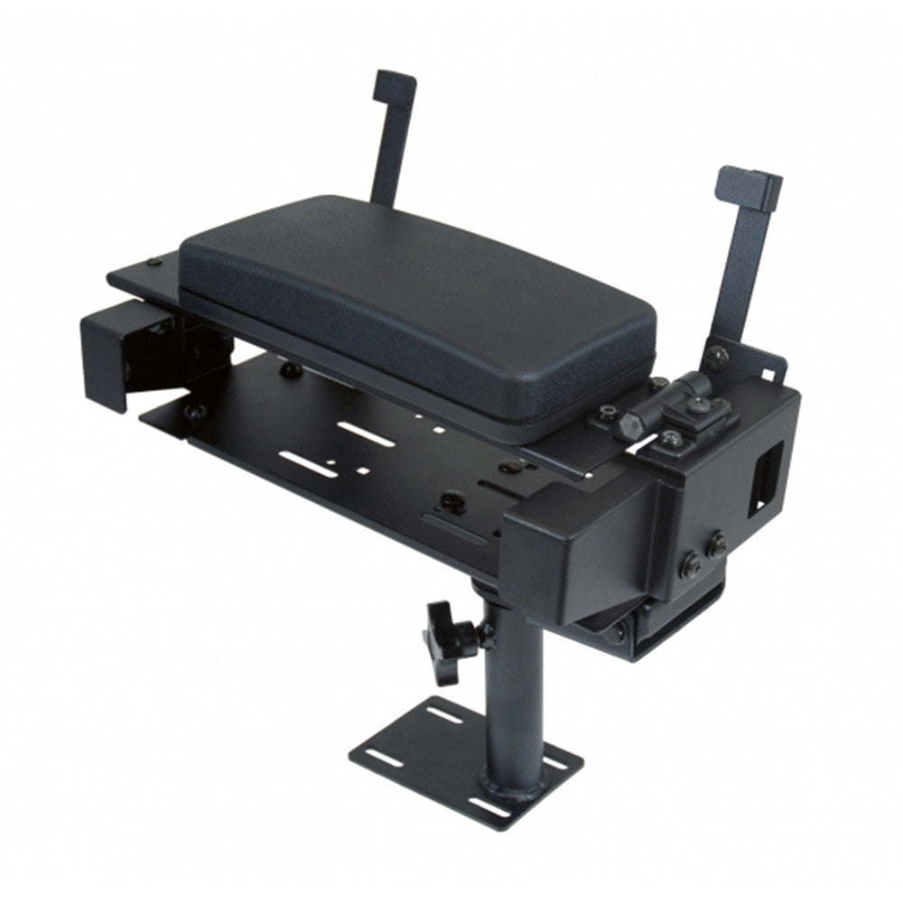 Havis-Canon Arm Rest Printer Bracket: Pedestal