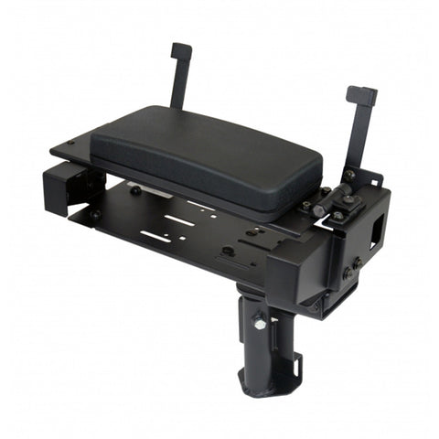 Havis-Canon Arm Rest Printer Bracket: Side Mounted Pedestal