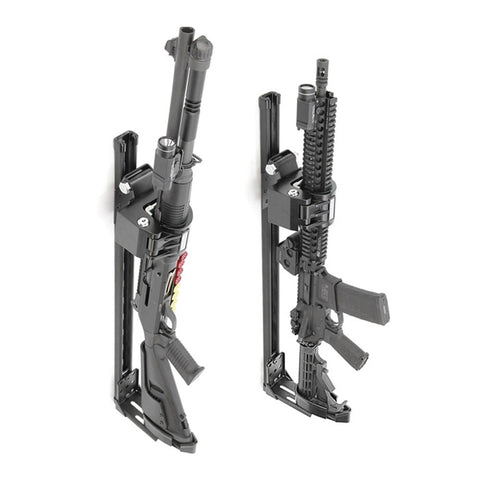 Santa Cruz Gunlocks-SC-920-AR Universal Rail Large Gun Rack