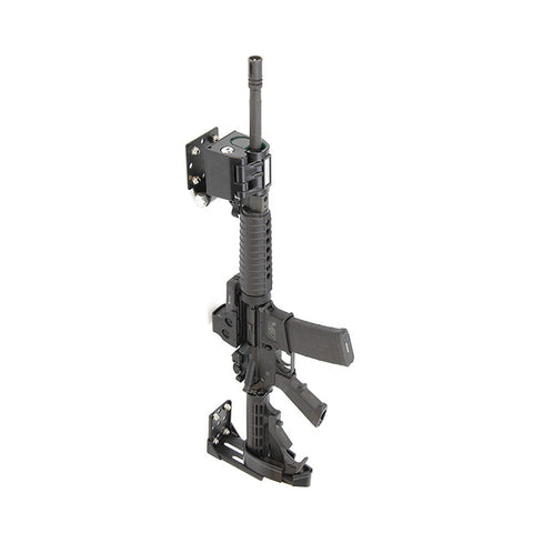 Santa Cruz Gunlocks-SC-916-B Fixed Barrel Gun Rack
