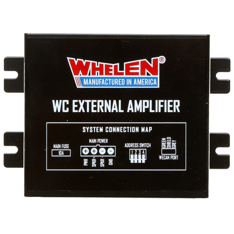 Whelen-External Amplifier