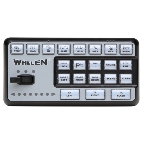 Whelen-CenCom Carbide Control Head