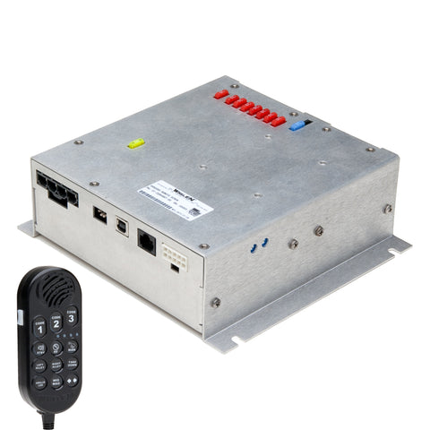 Whelen-HHS Siren Amplifier with Hand-Held Controller