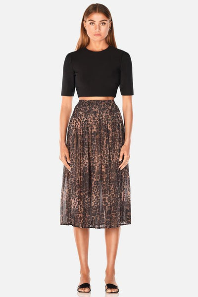 JANA MIDI SKIRT (1 left )