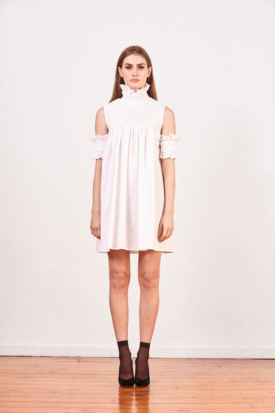LILLY SHIRT DRESS - NEW SEASON