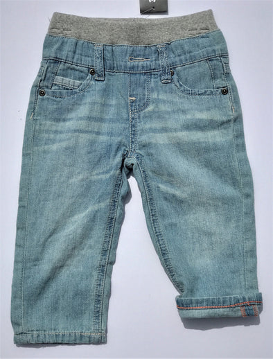 3pommes Infant Boys Light Weight Denim Pants