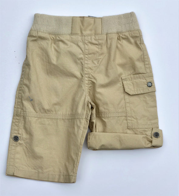 3pommes Infant Boy Khaki Shorts