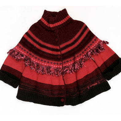 Catimini Sweater Poncho