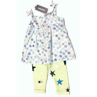 3Pommes 2Pc Star Legging Set