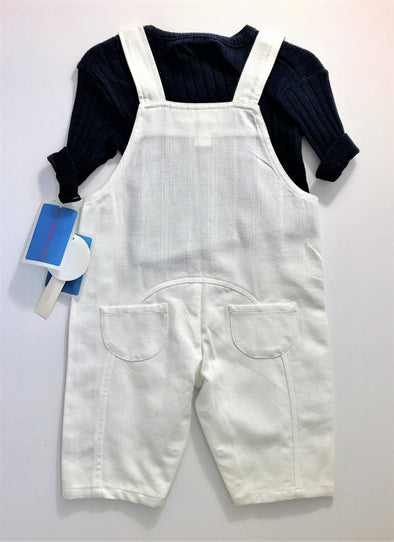 Clayeux Of France 2Pc Overalls
