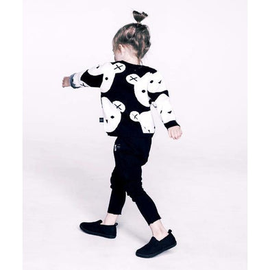 Huxbaby 2pc Bear Sweater with Leggings