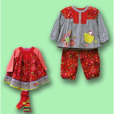 Catimini Infant Girls 2pc Pant Set