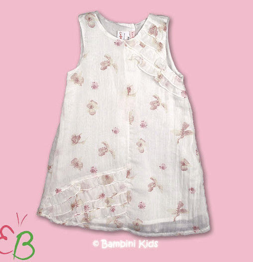 Confetti of France Girls Spring/Summer Dress