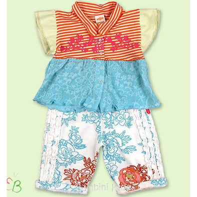 Cakewalk mini 2Pc Infant Pant Set